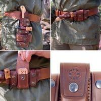 Mk II TBS Timberwolf Camp Knife - DeLuxe Sheath Edition- TW
